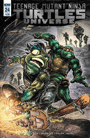 Teenage Mutants Ninja Turtles: Universe #24